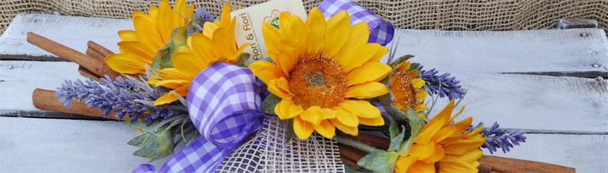 Valorizza l 39 arredamento della tua casa con fiori for Composizioni fiori finti per arredamento